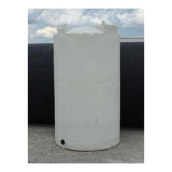 3900 Gallon Vertical Dome Top Tank w/ 2in. Outlet (Blem)