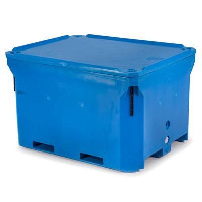 35 Cu Ft Insulated Fish Box Amp Lid 19349 Bonar