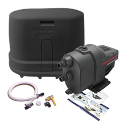 Rainwater Harvesting Pump Kit, Black
