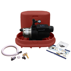 Rainwater Harvesting Pump Kit, Brick