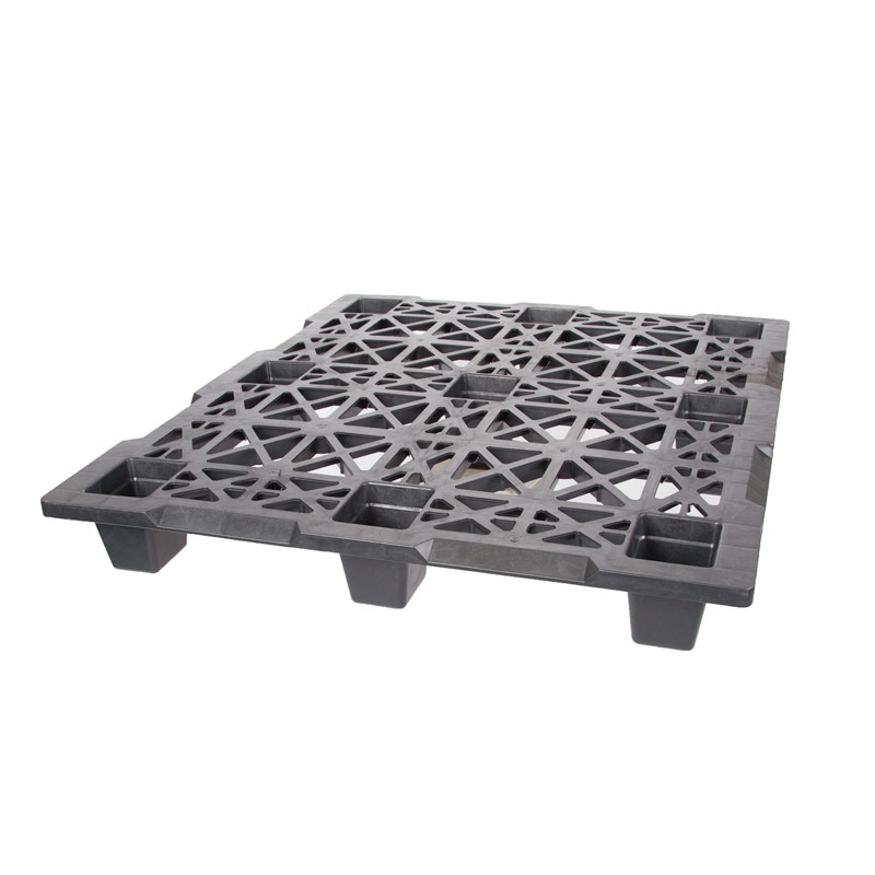 Greystone GSNestable 48x40 Nestable Export Shipping Plastic Pallet