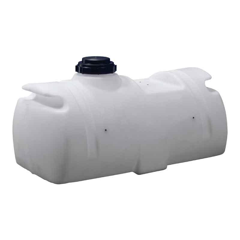 25 Gal White Plastic Spot Sprayer Tank 62080 Norwesco