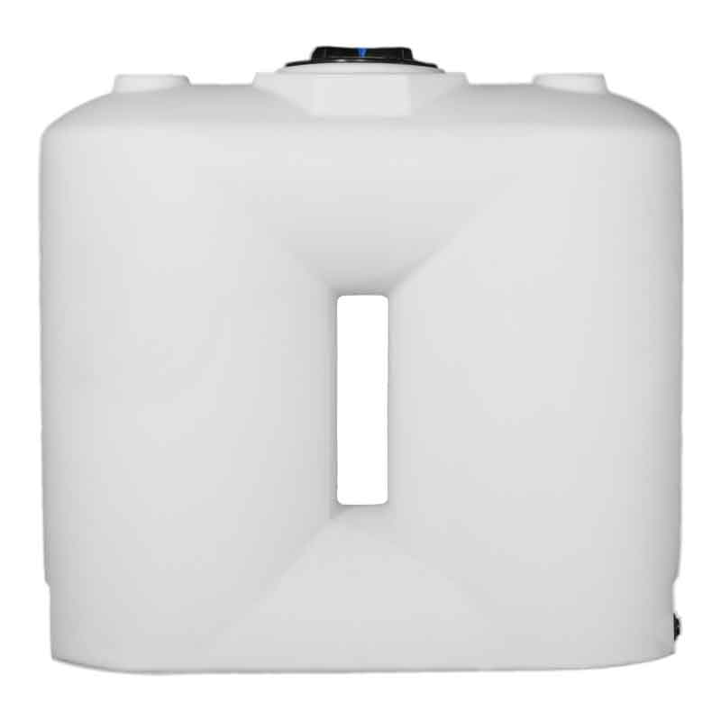 400 Gallon White Freestanding Water Tank  sc 1 st  Snyder Industries & 400 Gallon White Plastic Doorway Tank | 43856 | Norwesco