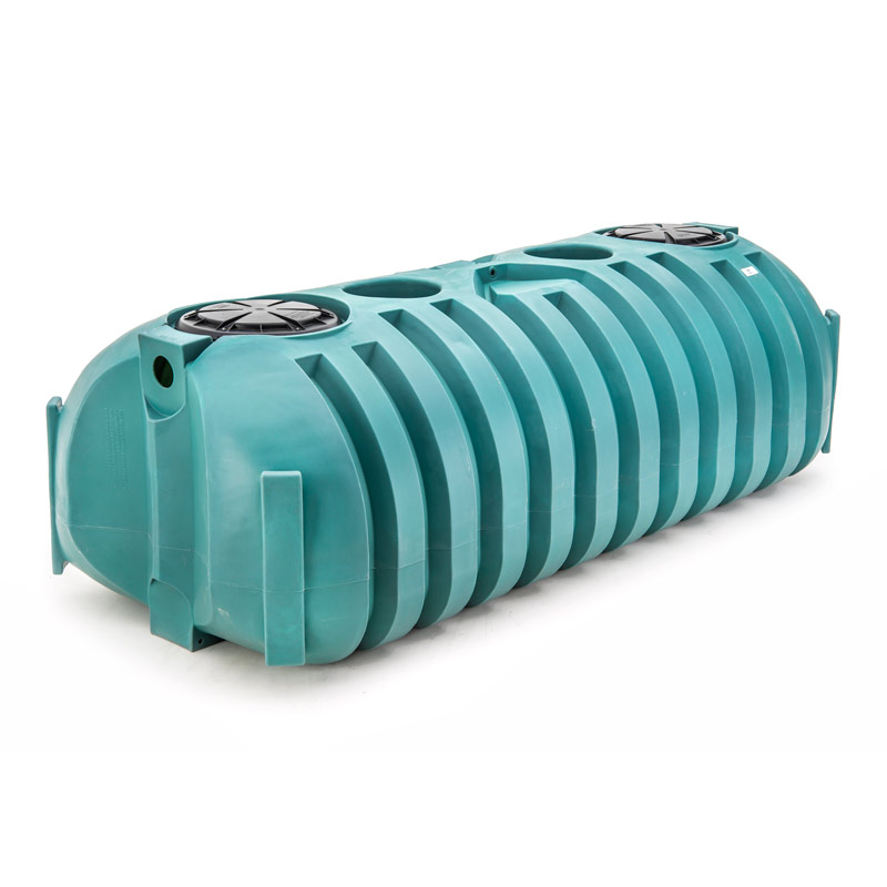 1500 Gal Low Profile Plastic Septic Tank 43504 Norwesco