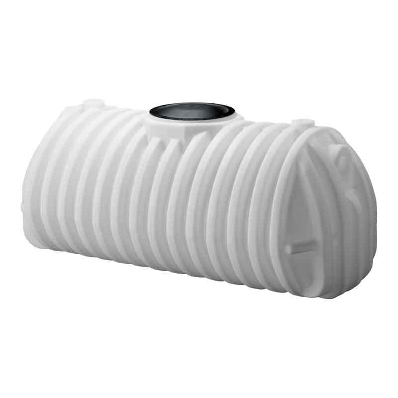 600 Gallon Cistern Plastic Water Tank 41328 Norwesco