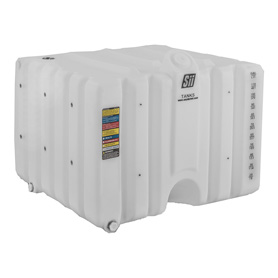 120 Gallon Cubetainer Stackable Oil Tank