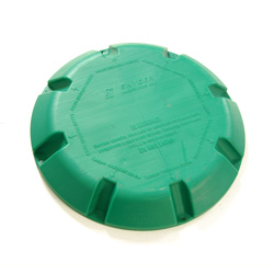 24in Septic/Cistern Lid for Ribbed Tank, Spheres and Dominator Tanks