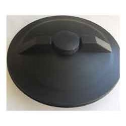 "8"" HDPE Lid w/ Snap-in Vent"