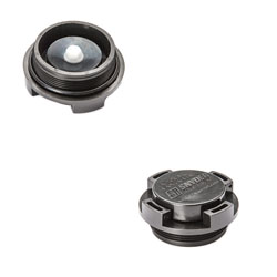 SII Vacuum Only Vent - EPDM (Black)