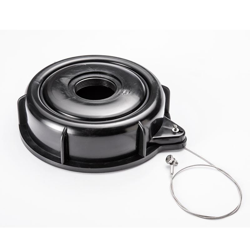 6 Inch Cap W 2 Inch Nps Viton Teflon Amp Tie 34700998