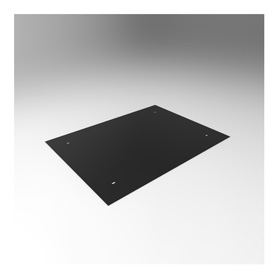 Blank Cubetainer Placard Kit