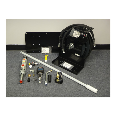 Top Mount Pump Package