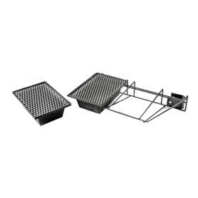Slimtainer Drip Tray Kit (Frame With 2 Trays)