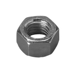"5/8"" Plated Hex Nut"
