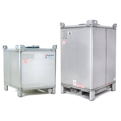 Shop Steel Intermediate Bulk Containers, Totes and Tanks