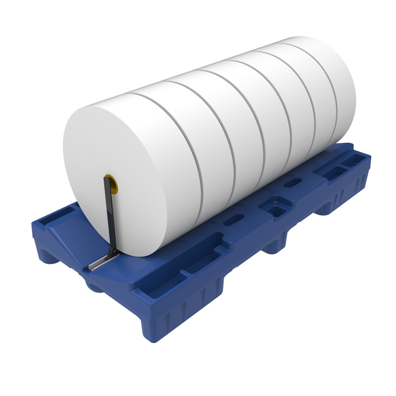 Bookends Assembly for RP3266 Roll Pallet