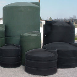 Shop Plastic Storage Water Tanks | Snyder & Norwesco